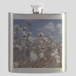 Cotton Field Flask