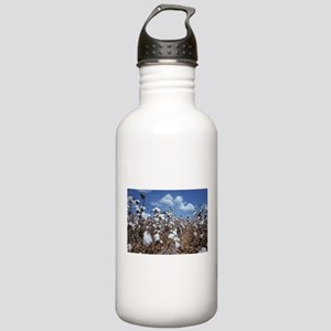 Cotton Field Stainless Water Bottle 1.0L