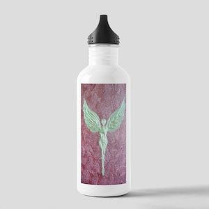 Golden Guardian Angel Stainless Water Bottle 1.0L