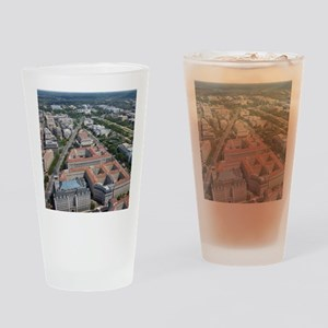Federal Triangle Washington D.C. Drinking Glass