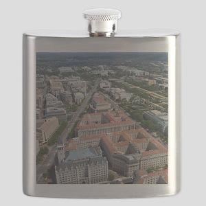Federal Triangle Washington D.C. Flask
