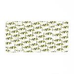 Amazon Freshwater Puffer fish Pattern Aluminum Lic