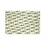 Amazon Freshwater Puffer fish Pattern Magnets