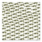 Amazon Freshwater Puffer fish Pattern Square Car M