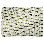 Amazon Freshwater Puffer fish Pattern Pillow Sham