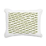 Amazon Freshwater Puffer fish Pattern Rectangular