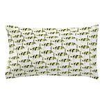 Amazon Freshwater Puffer fish Pattern Pillow Case