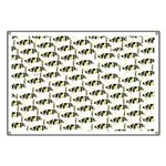 Amazon Freshwater Puffer fish Pattern Banner