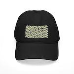 Amazon Freshwater Puffer fish Pattern Baseball Hat