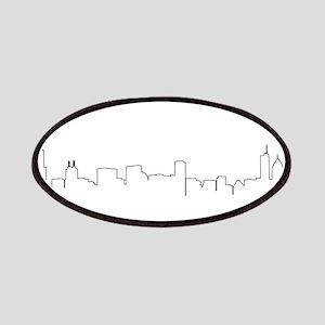 CHICAGO SKYLINE #CHI Patch