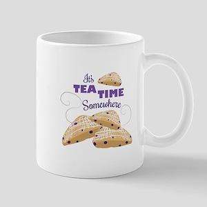 Its Tea Time Mugs