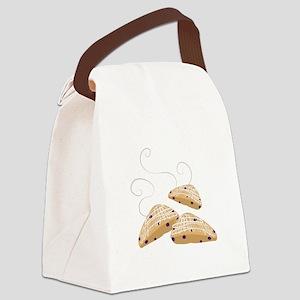 Tea Biscuits Canvas Lunch Bag