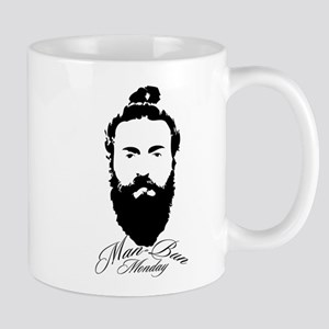 Man Bun Monday Mugs