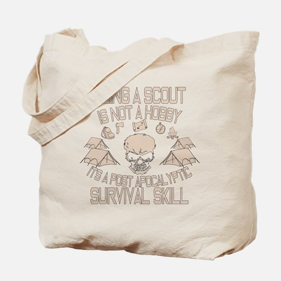 Being A Scout Is Not A Hobby Tote Bag