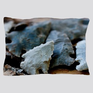 Ancient Hunters Pillow Case