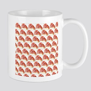 Chambered nautilus Pattern Mugs