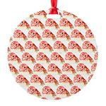 Chambered nautilus Pattern Ornament