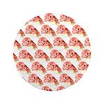 Chambered nautilus Pattern Button