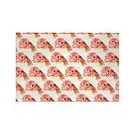 Chambered nautilus Pattern Magnets