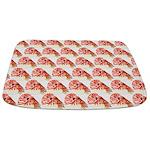 Chambered nautilus Pattern Bathmat