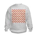 Chambered nautilus Pattern Sweatshirt