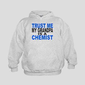 Trust Me My Grandpa Is A Chemist Hoodie