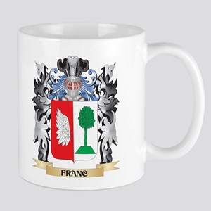 Franc Coat of Arms - Family Crest Mugs