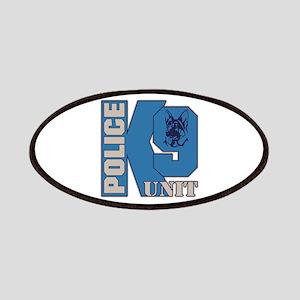 Police K9 Unit Dog Patch