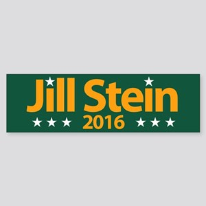 Jill Stein 2016 Bumper Sticker