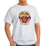 Sampaio Family Crest Light T-Shirt