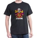 Sampaio Family Crest Dark T-Shirt