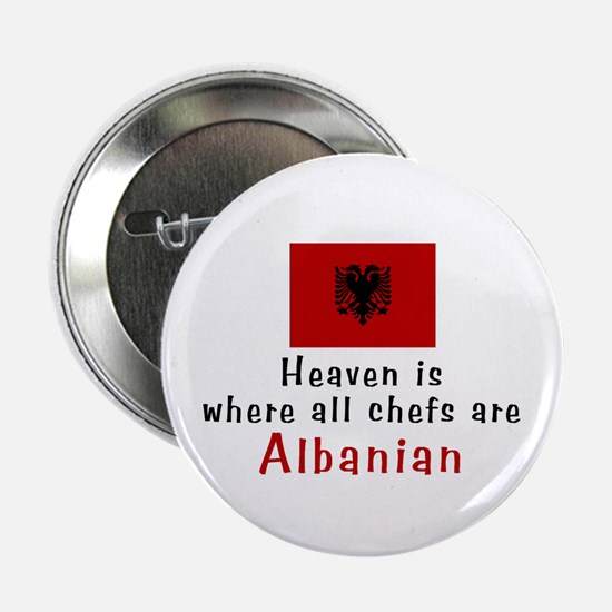 "Albanian Chefs 2.25"" Button (10 pack)"