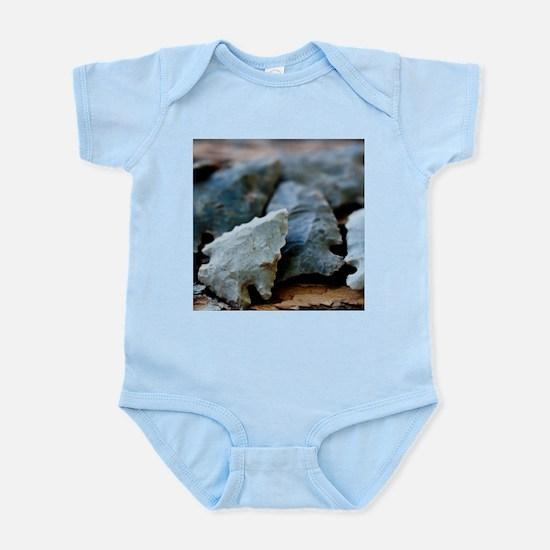 Ancient Hunters Infant Bodysuit