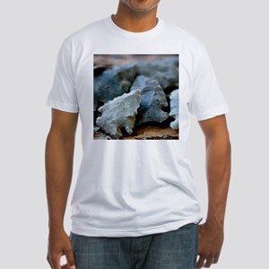 Ancient Hunters Fitted T-Shirt