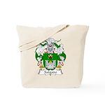 Salgado Family Crest Tote Bag