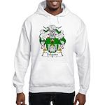 Salgado Family Crest Hooded Sweatshirt
