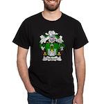Salgado Family Crest Dark T-Shirt