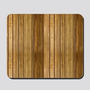 Wood texture patterns  Mousepad