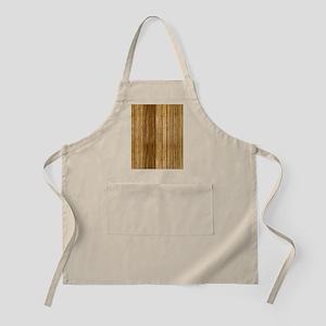 Wood texture patterns Apron