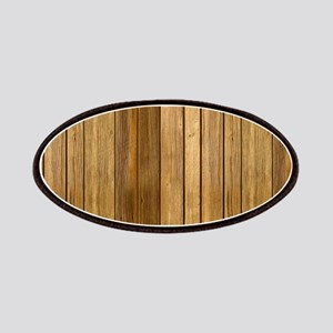 Wood texture patterns Patch