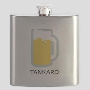 Tankard Beer Mug Flask