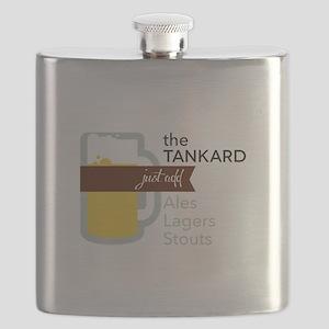 The Tankard  Flask