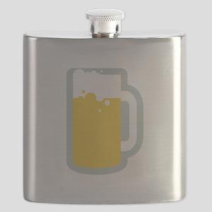 Tankard Mug Flask