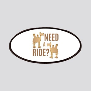 Need A Ride Patch