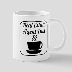 Real Estate Agent Fuel Mugs