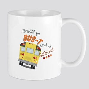 Out Of School Mugs