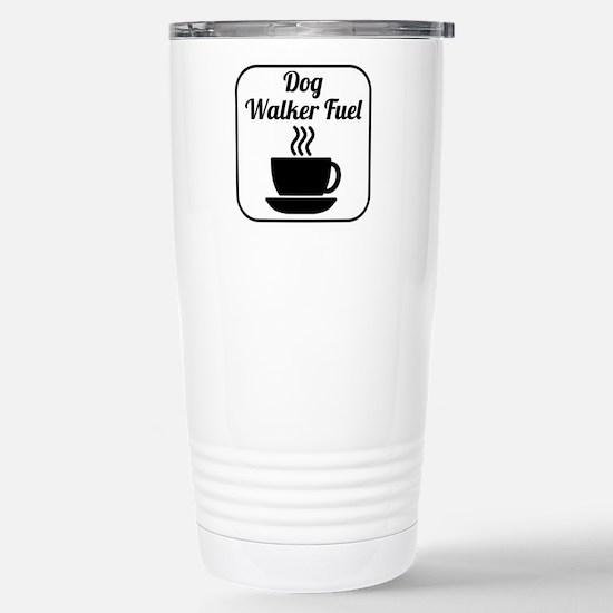 Dog Walker Fuel Travel Mug