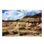 Badlands Postcards (Package of 8)