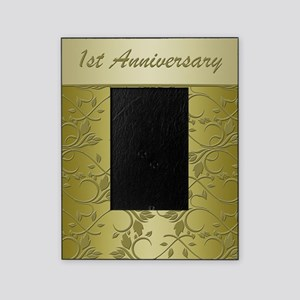 1 Year Anniversary Picture Frames Cafepress