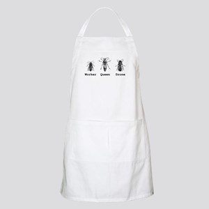 Worker, Queen, and Drone Bees Apron